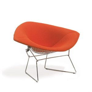 Harry Bertoia Large Diamond Chair