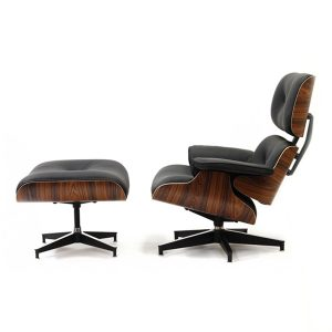 Charles and Ray Eames The Eames Lounge Chair