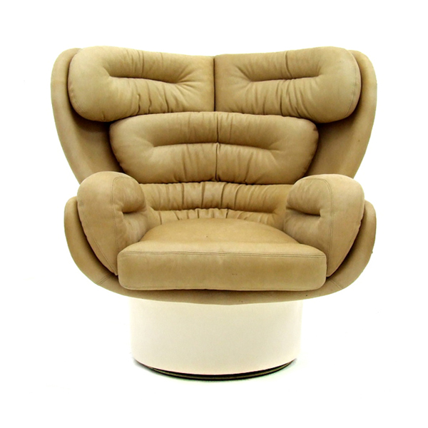 Joe Colombo Elda Armchair