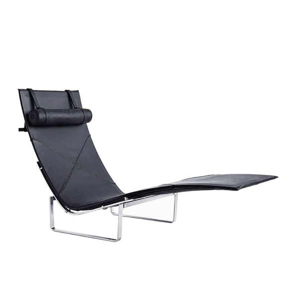 Poul Kjærholm PK24 Chaiselongue