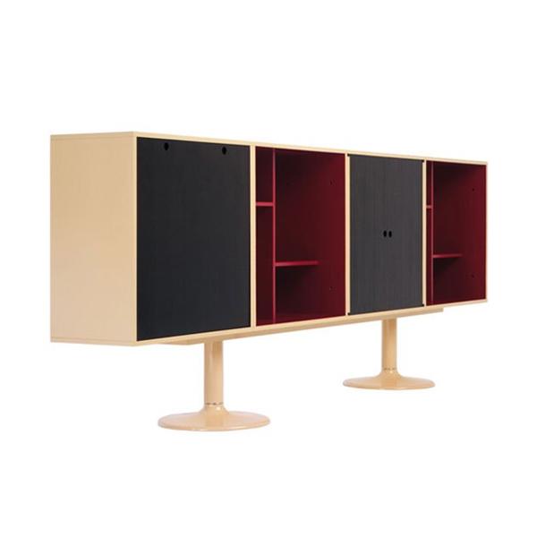 Le Corbusier LC Casiers