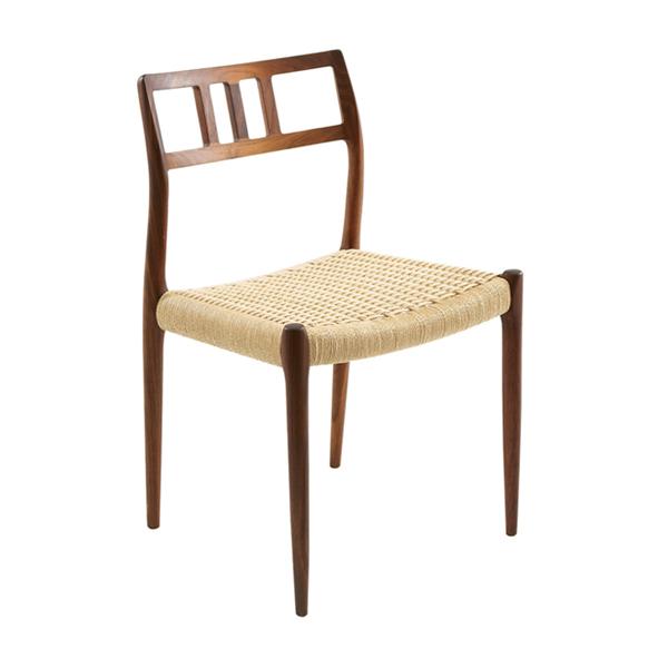 Niels Otto Moller Chair 79