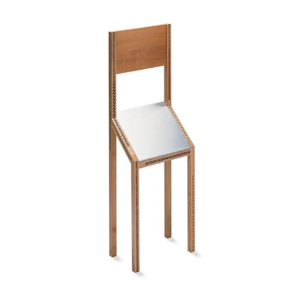 Bruno Munari Chair for very brief visits