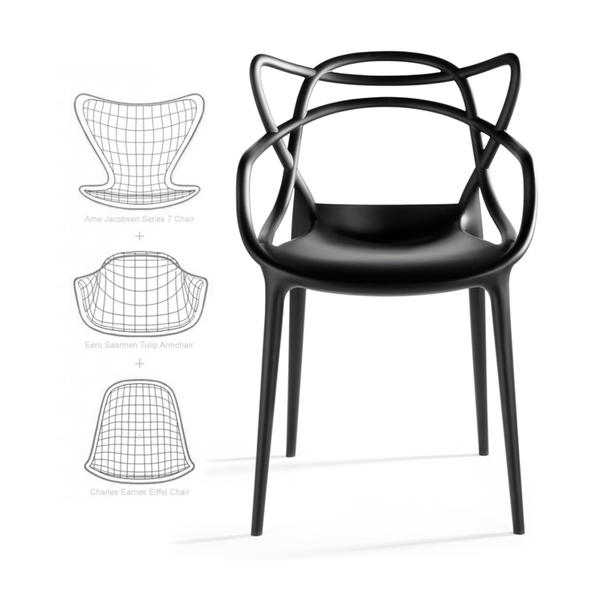Philippe Starck & Eugeni Quitllet Masters Chair