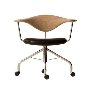 Hans J. Wegner The Swivel Chair
