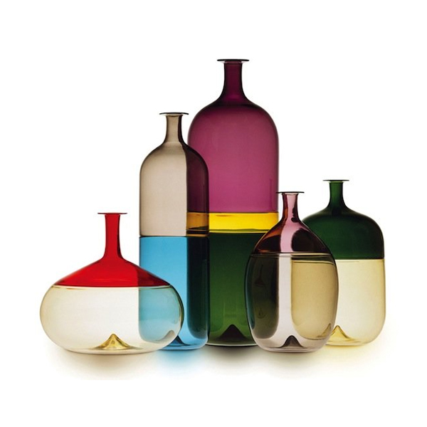 Tapio Wirkkala Venini Bottles