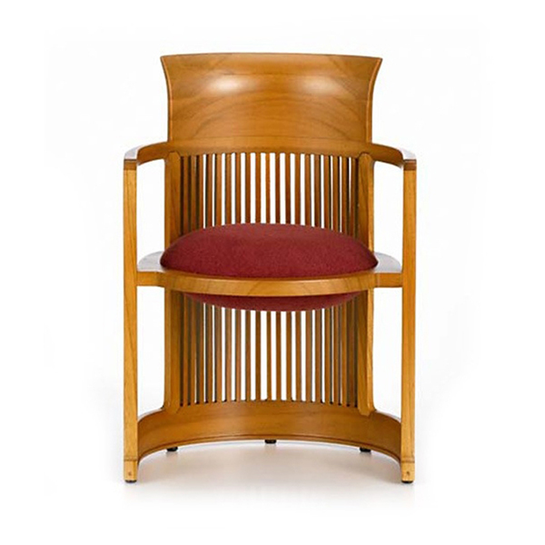 Frank Lloyd Wright Barrel Chair